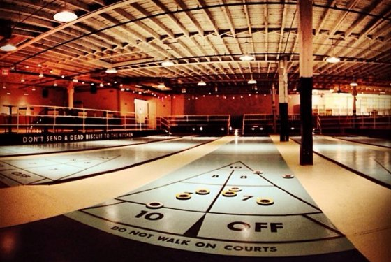 Royal Palms Shuffleboard @ Royal Palms Shuffleboard Club | New York | United States